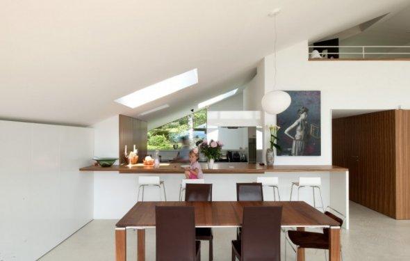 Фото: дизайн кухни 9 кв м с