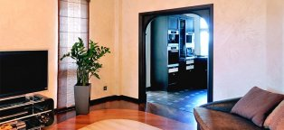 Перепланировка 2-хкомнатной квартиры в кирпичном доме